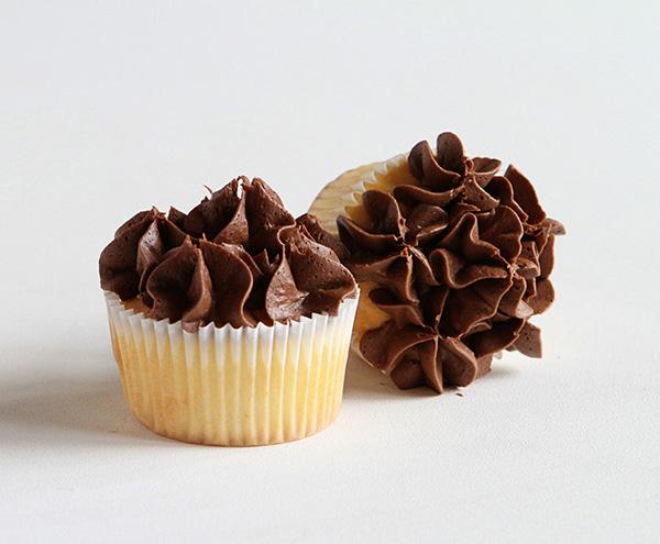 Cómo decorar un cupcake