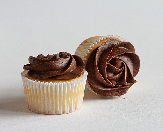 Como decorar un cupcake