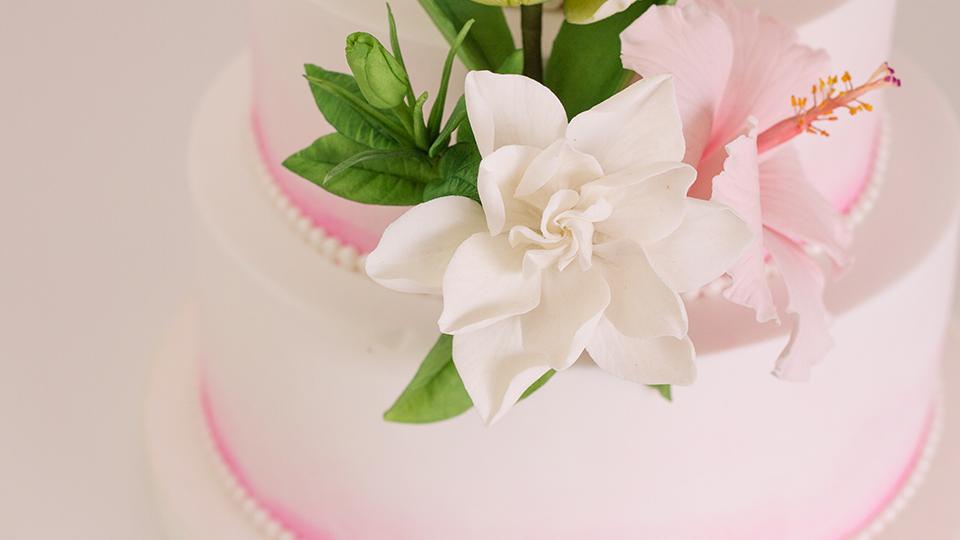 Curso De Flores De Azucar Con Yocuna Escuela De Tartas