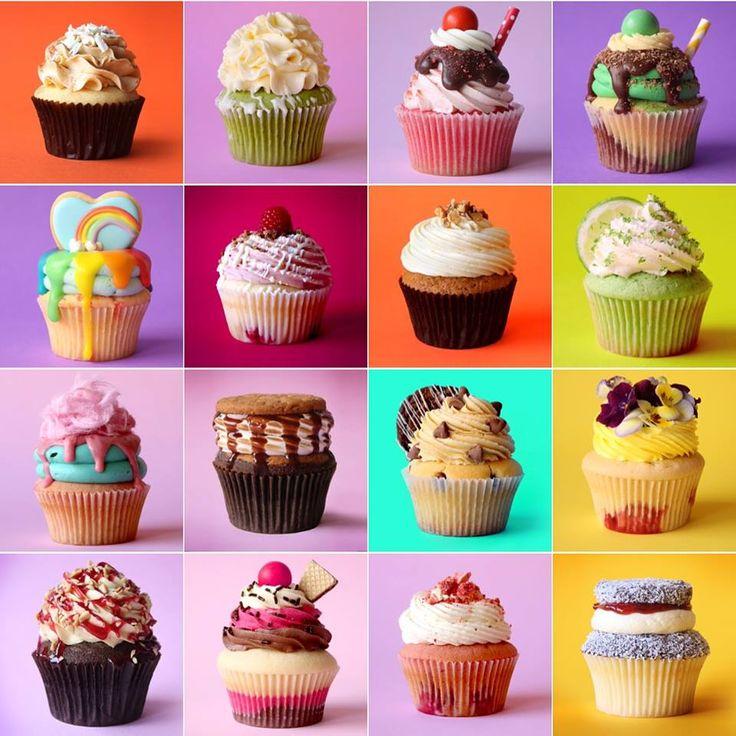 5 Formas De Decorar Cupcakes En 1 Minuto Escuela De Tartas