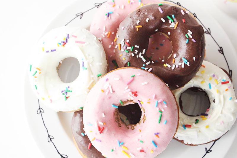 Receta Donuts sin Gluten