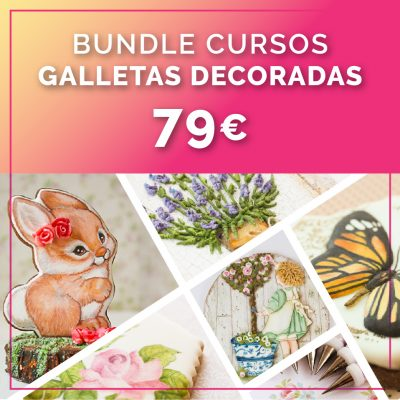 Cursos Online de Galletas Decoradas