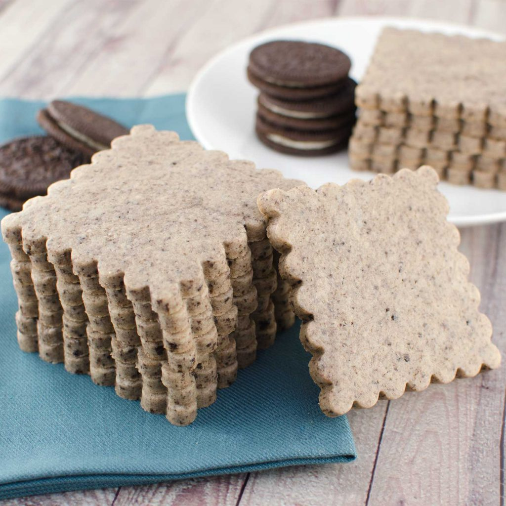 Receta de Galletas Oreo para decorar